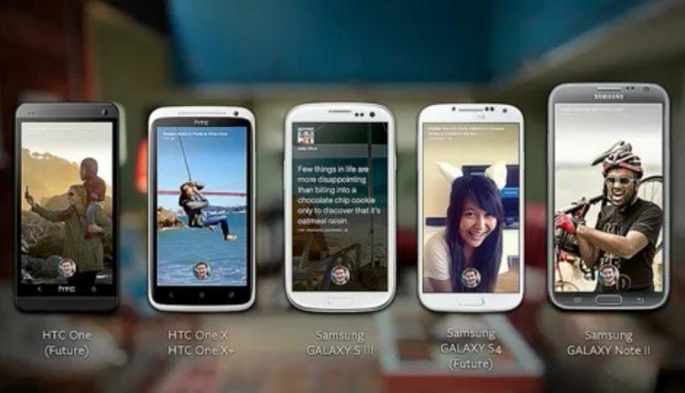 Facebbok phones