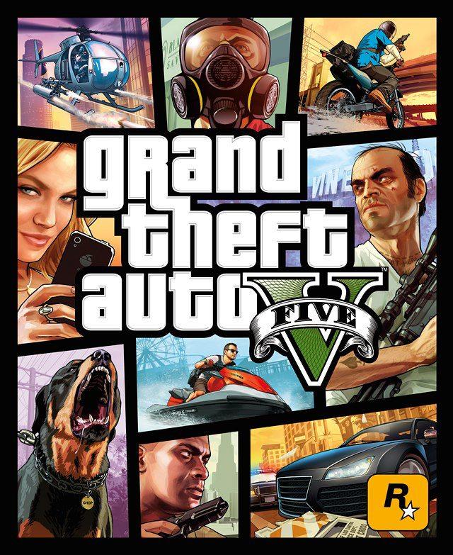 GTA 5 cover