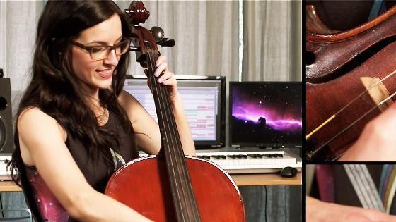 Halo Skyrim music classic girl hot Sarah Schachner