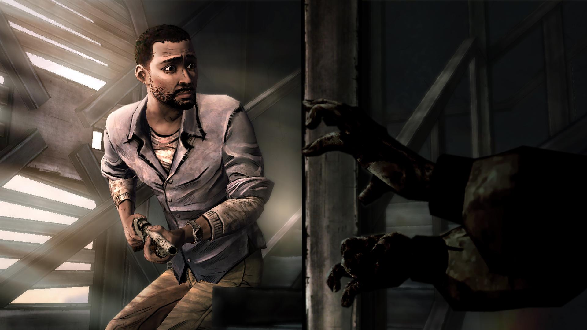 Arte videojuegos y lágrimas – parte 3 the walking dead