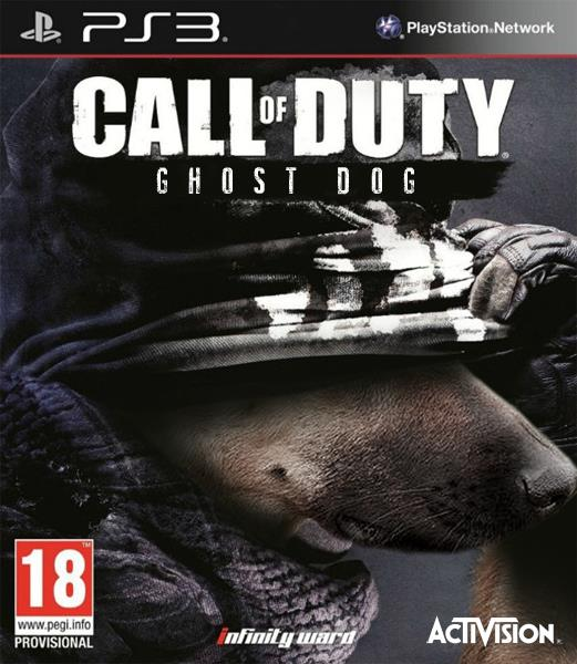 Call of duty dogs gots