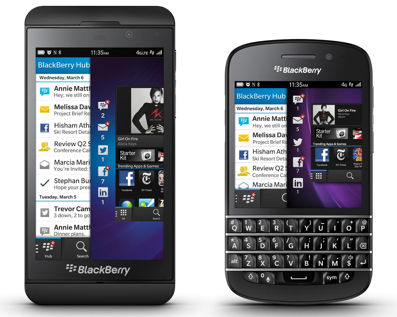 BlackBerry-Z10-Q10