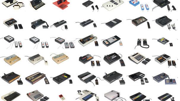 consolas de videojuegos cronologia