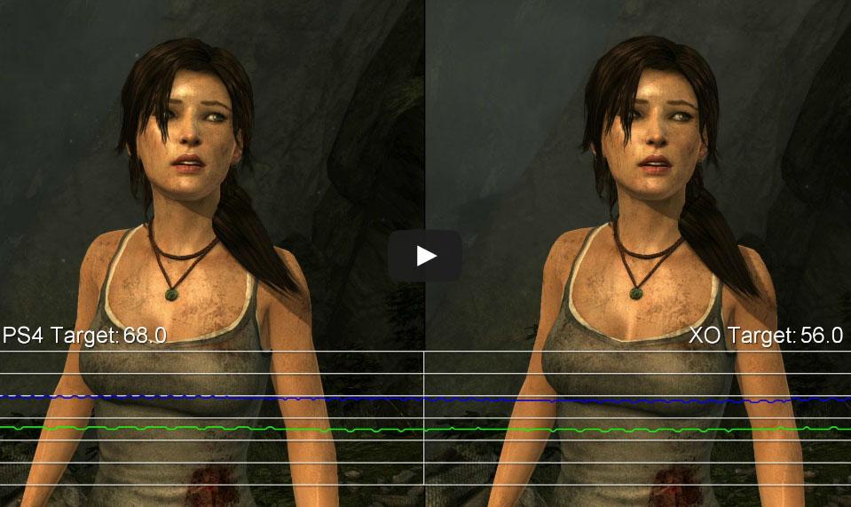 Xbox One vs PS4 cual es mejor Tomb Raider comparación