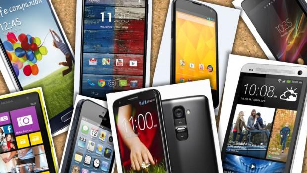 Xperia Z Vs Galaxy S4 Vs Iphone 5 iPhone 5S vs iP...