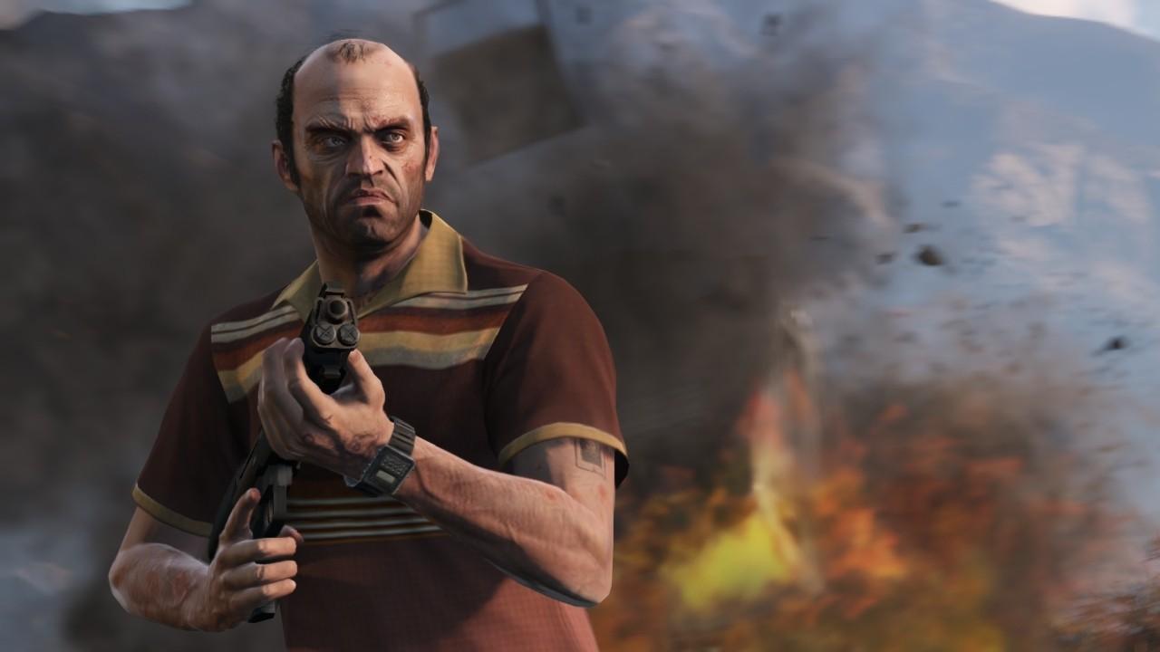 Grand Theft auto 5 V Análisis Review español (1)