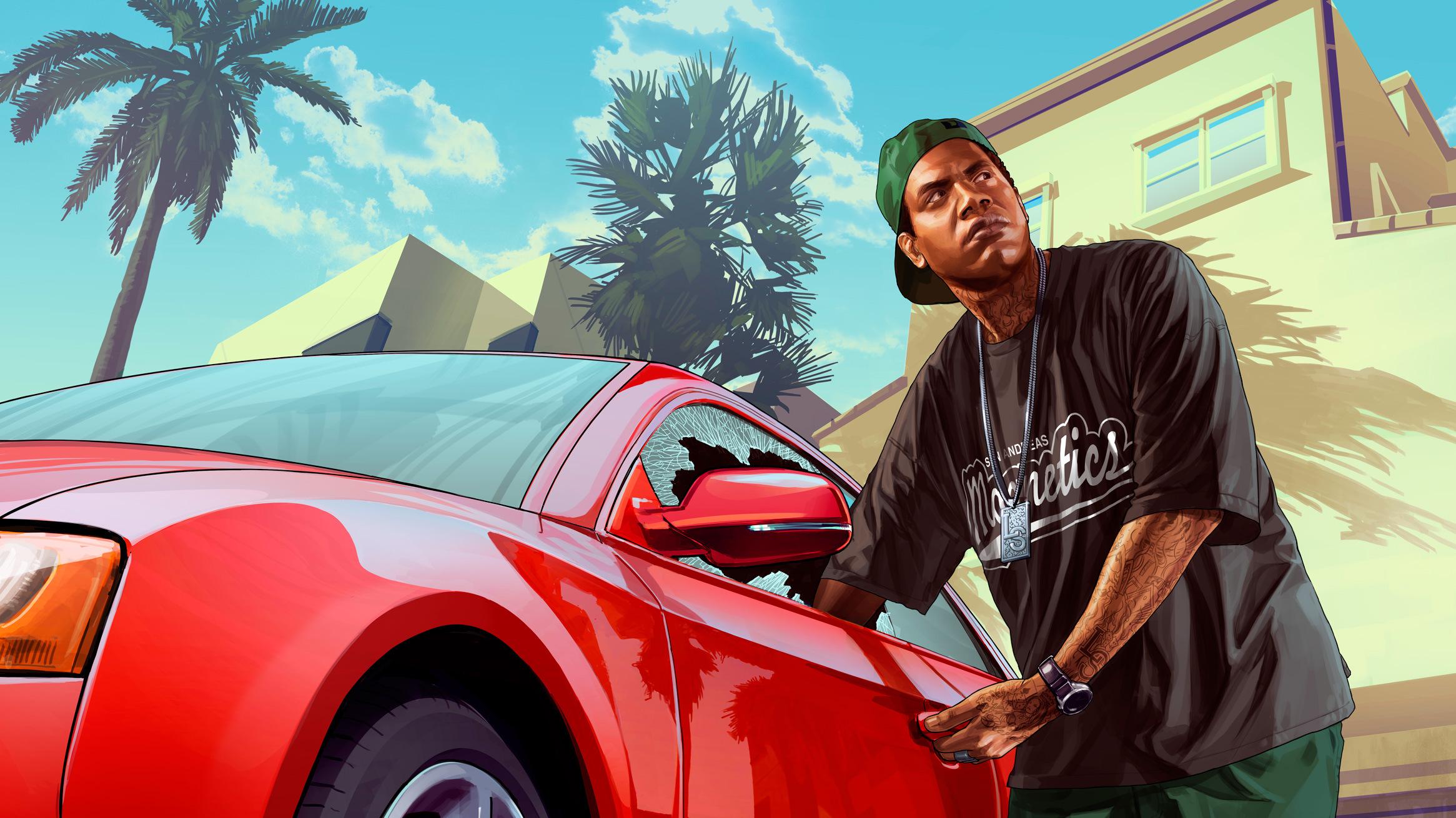 Grand Theft auto 5 V Análisis Review español (11)