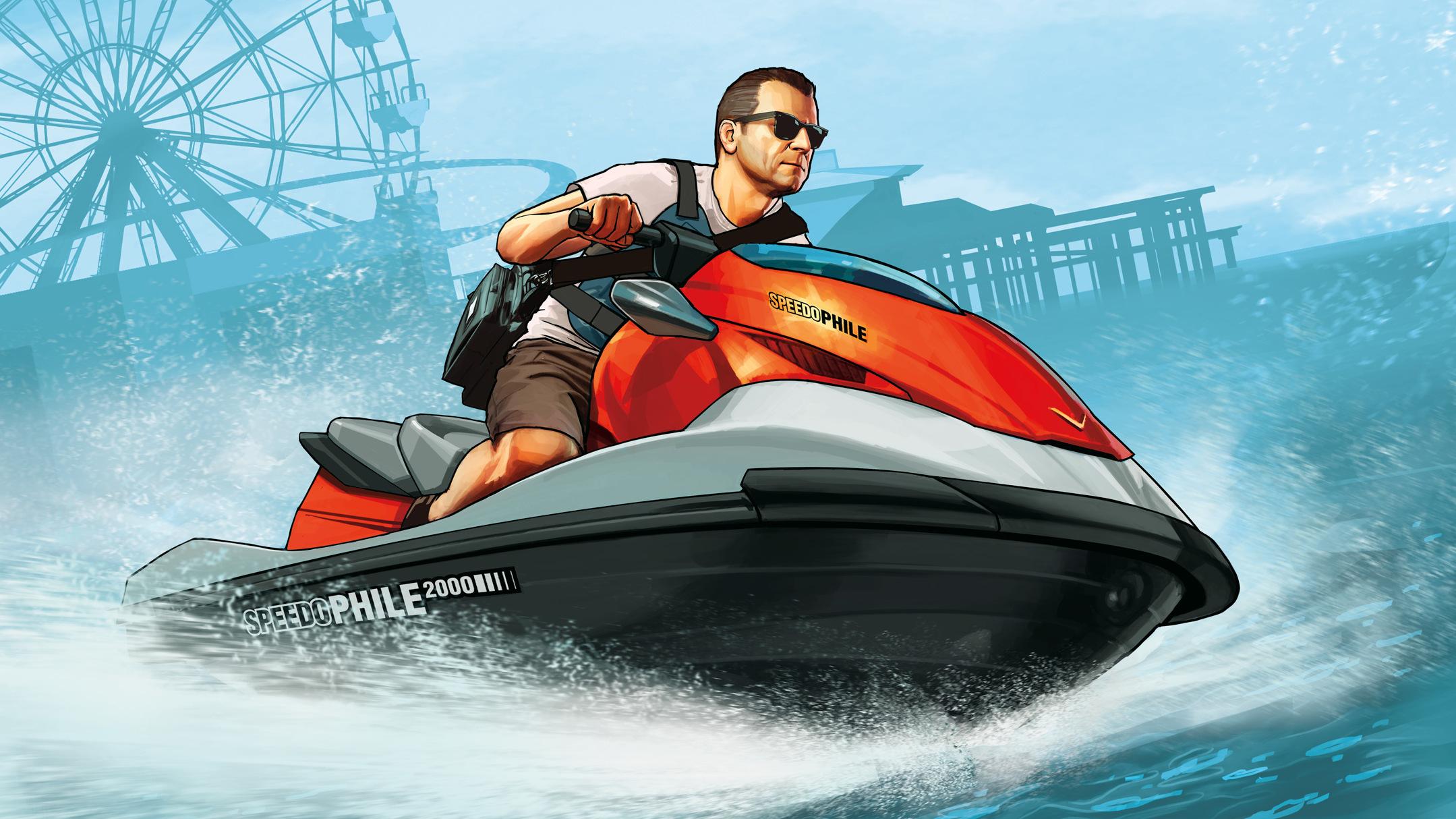 Grand Theft auto 5 V Análisis Review español (15)