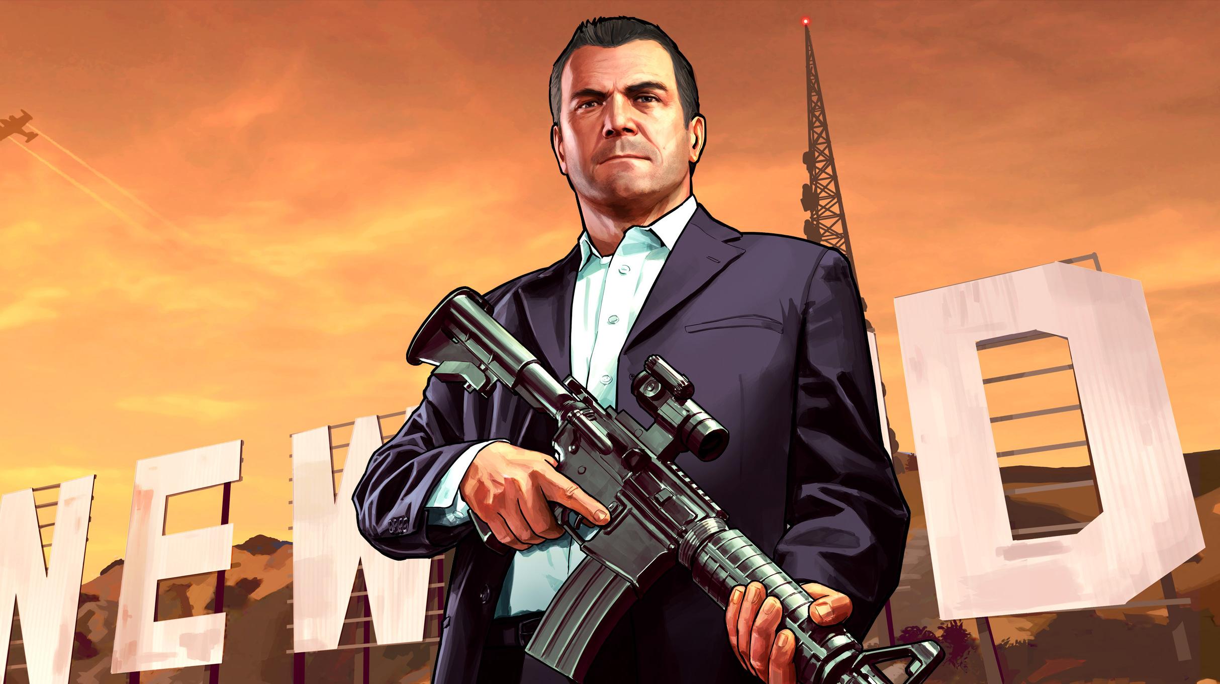 Grand Theft auto 5 V Análisis Review español (17)