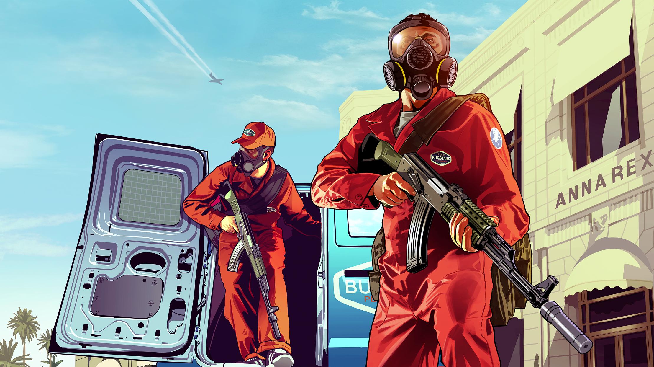 Grand Theft auto 5 V Análisis Review español (18)