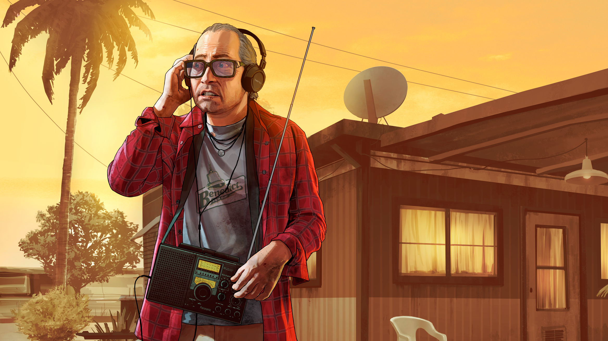 Grand Theft auto 5 V Análisis Review español (19)