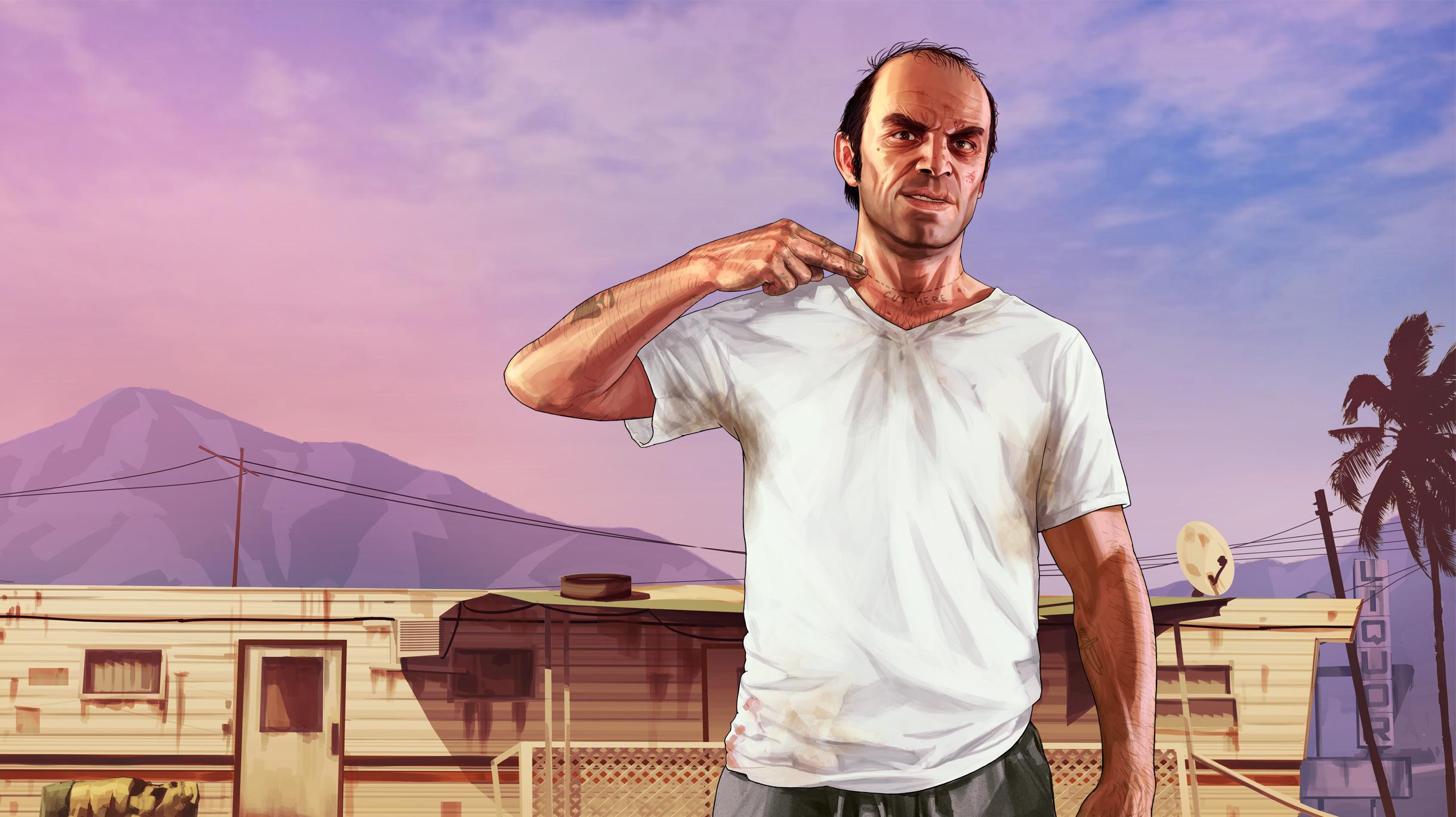 Grand Theft auto 5 V Análisis Review español (20)