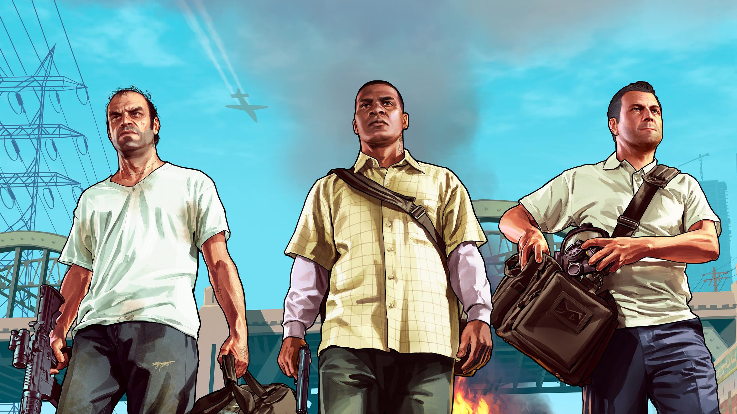 Grand Theft auto 5 V Análisis Review español (22)