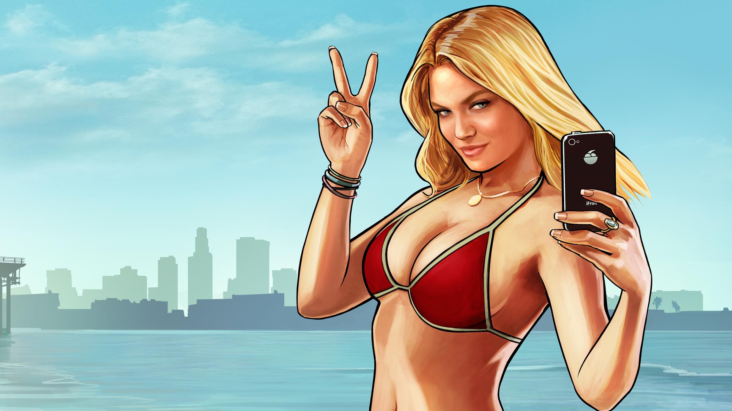 Grand Theft auto 5 V Análisis Review español (3)