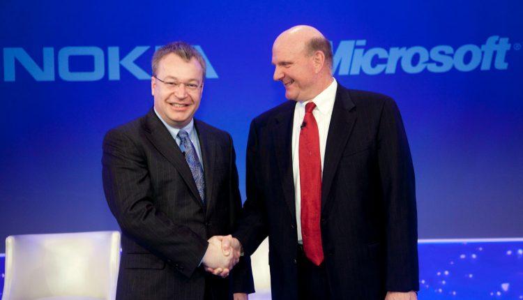Microsoft compra nokia por 7 mil millones