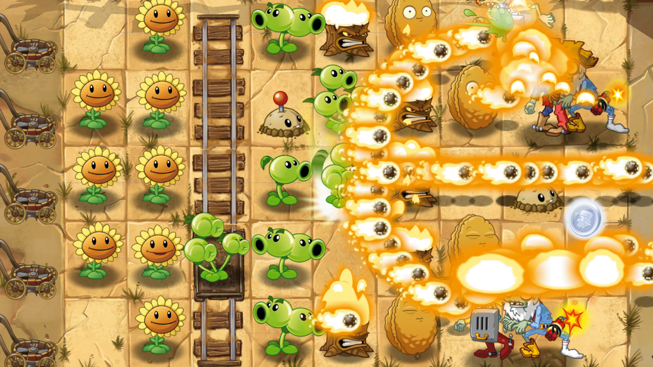 Descargar Plants Vs Zombies 2 Para Android Gratis Google Play Tec