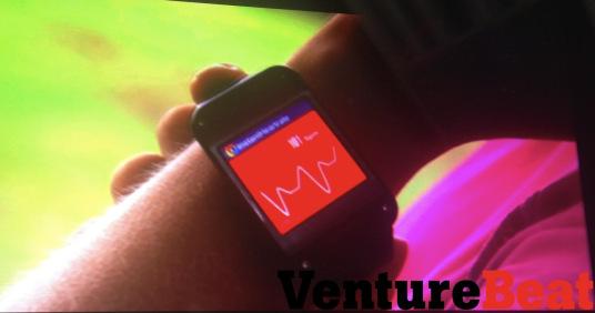 Samsung Glaxy Gear smartwatch reloj inteligente imágenes (1)