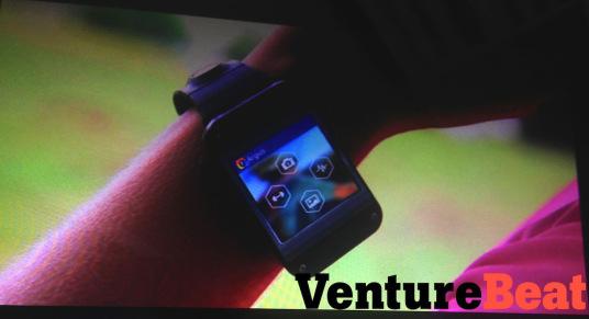 Samsung Glaxy Gear smartwatch reloj inteligente imágenes (6)