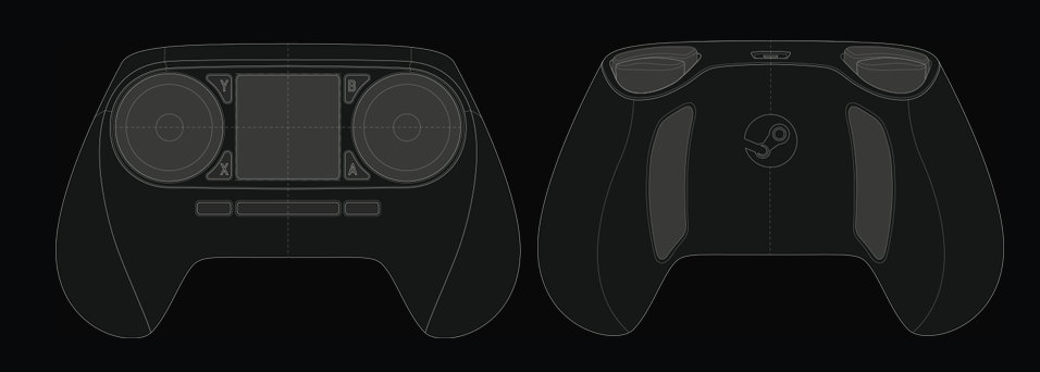 Steam Controller el control de las Steam Machines de Valve