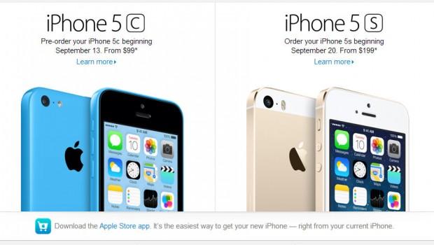 precio oficial iphone 5c