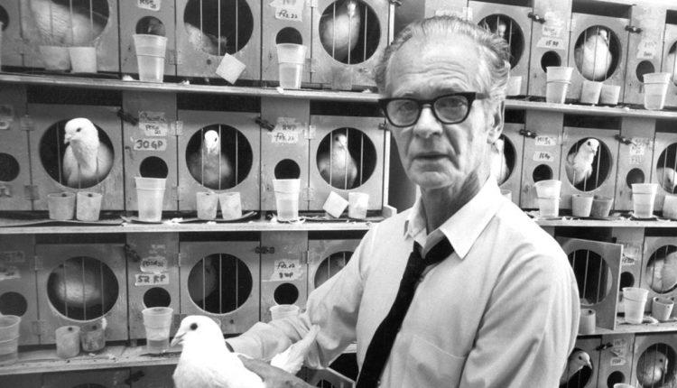 B. F Skinner