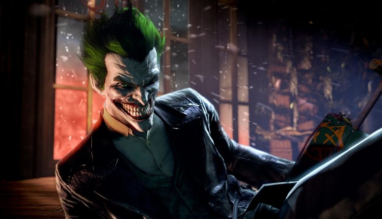 Batman Arkham joker