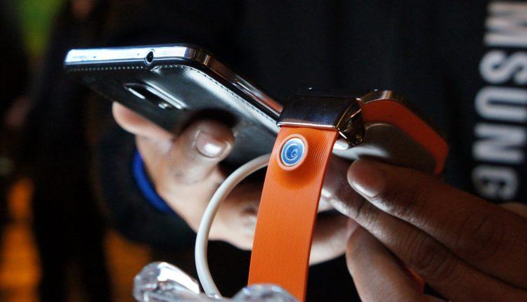 Galaxy Gear Note 3 perú