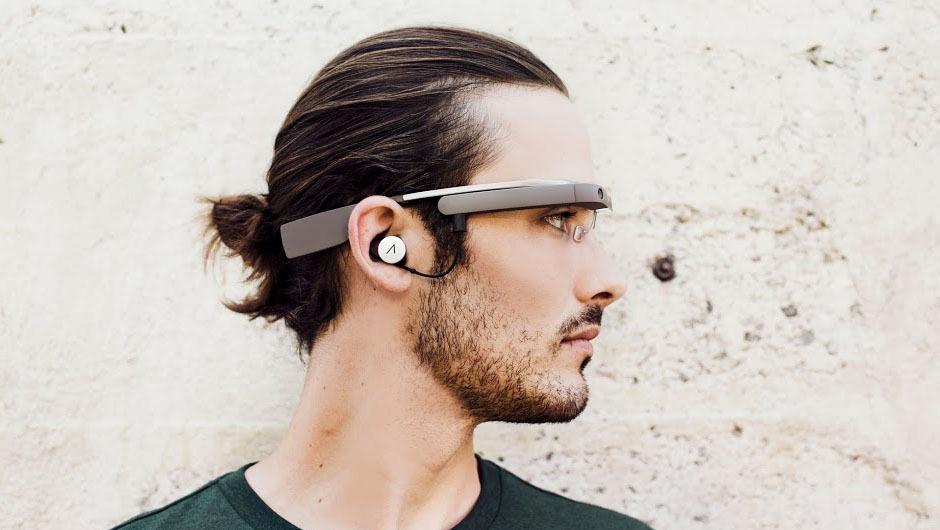 Google Glas 2.0 male