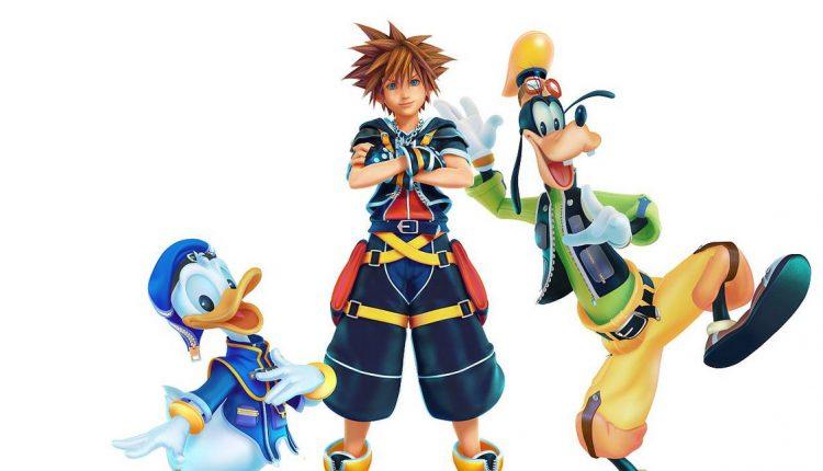 Kingdom Hearts 3 III (1)