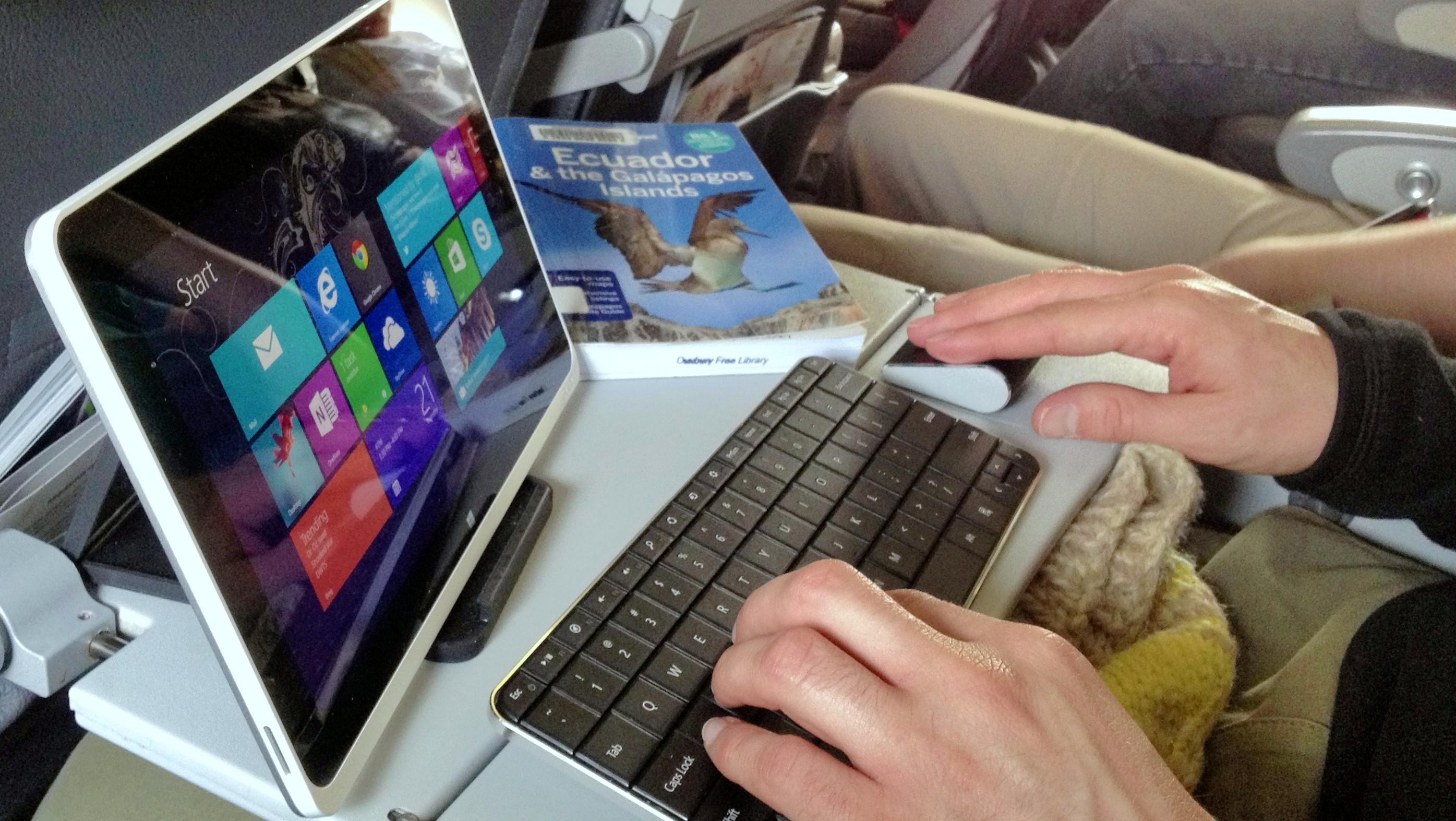 EE. UU. permitirá computadoras y tabletas solo en equipaje ... - photo#32