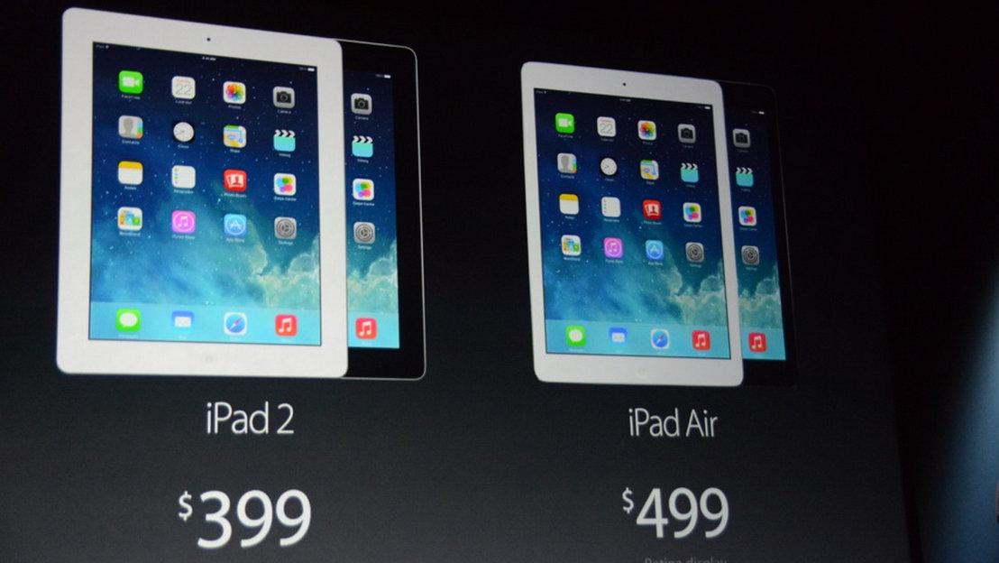iPad air price (1)