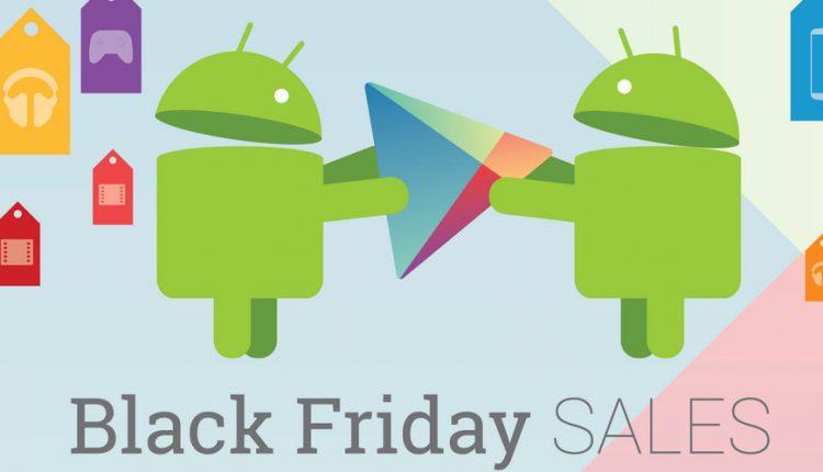 Android Black Friday iOS ofertas