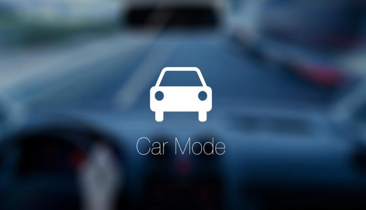 Car Mode Cover