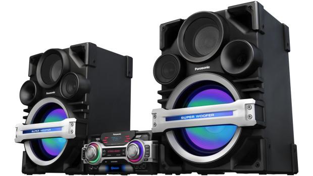 Gana Un Equipo De Sonido Panasonic Sc Max 750 Tec