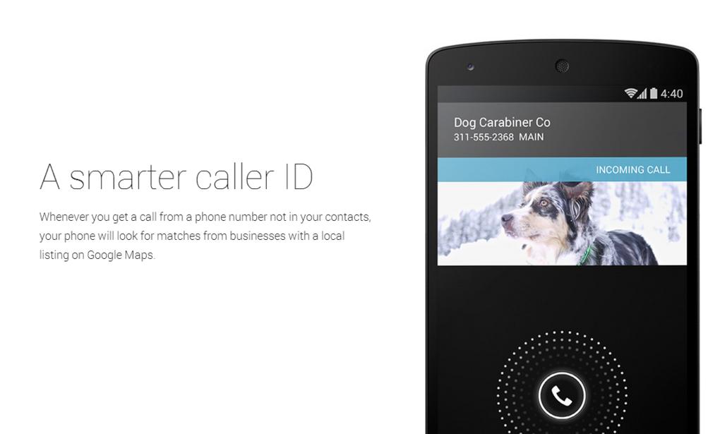 Smarter Caller ID