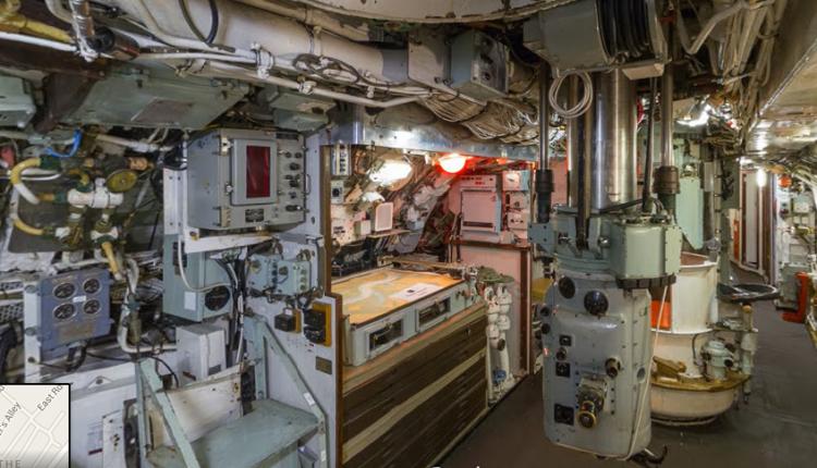 Submarino Street View Google