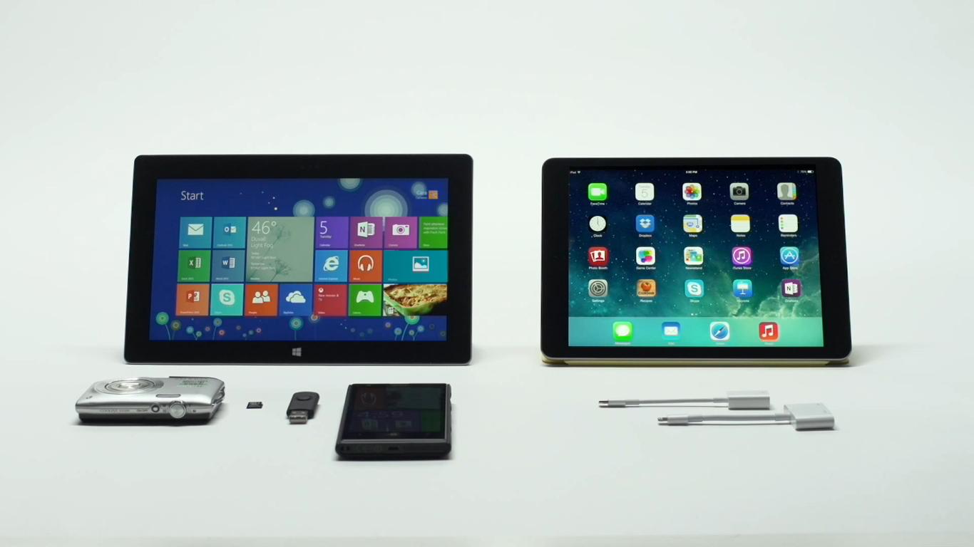 Schoudertas Ipad Air : Microsoft compara la surface con el ipad air y galaxy