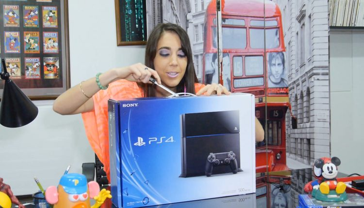 Unboxing PS4 PlayStation 4 Perú Lima
