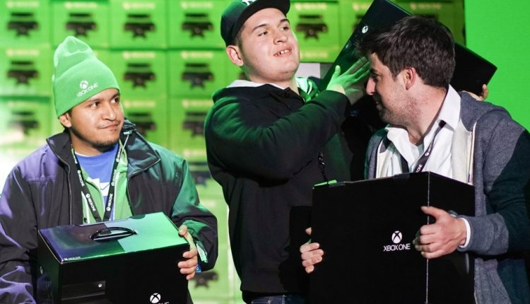 Xbox One Launch (1)