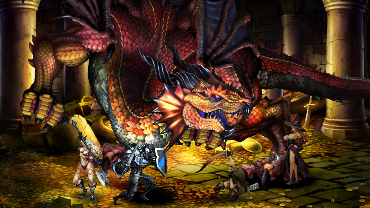 Dragons Crwon