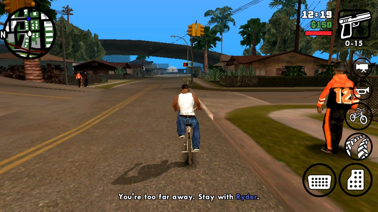 Gta San Andreas Ios Vs Androidjpg | Apps Directories