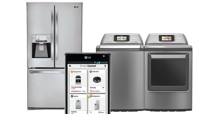 LG Smart Appliance