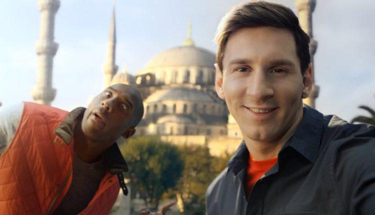 Messi VS Kobe