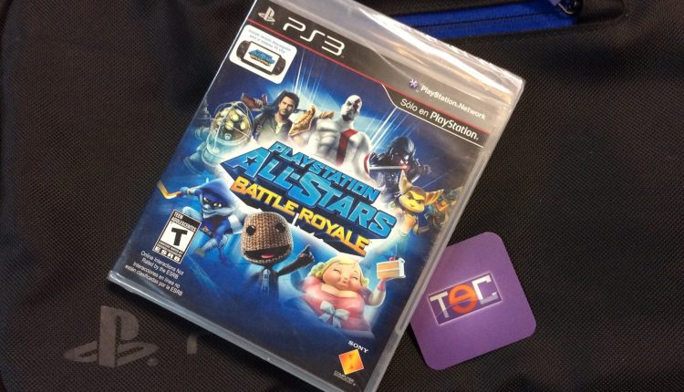 PlayStation All Stars Battle concurso juego