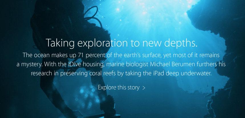 iPad-Ocean