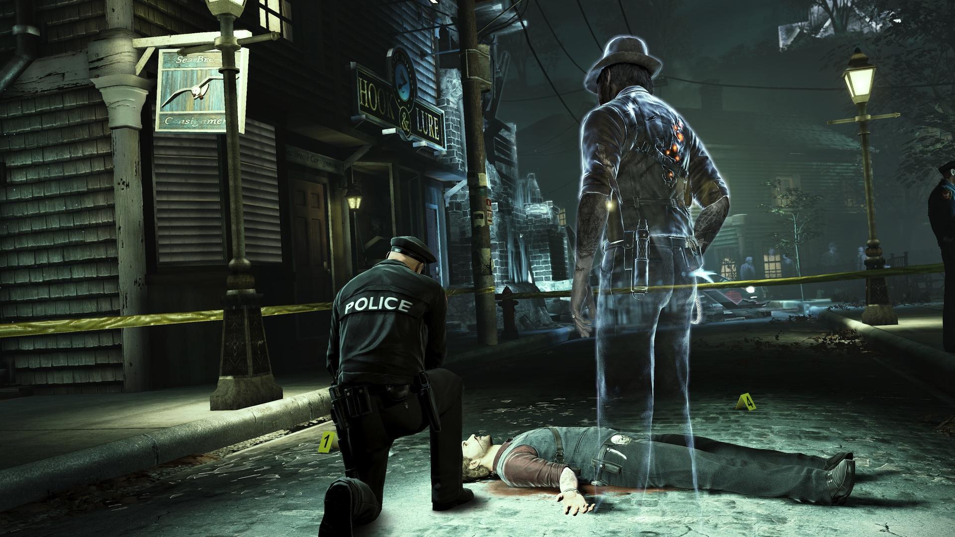 Murder Soul Suspect