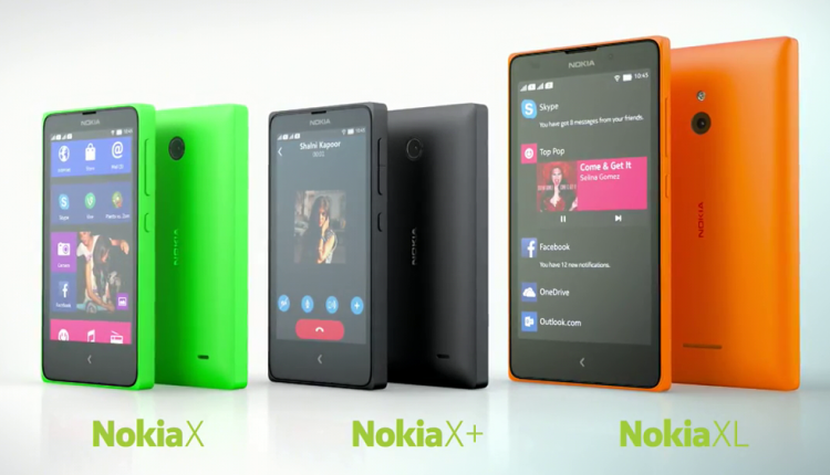 NokiaXFamily