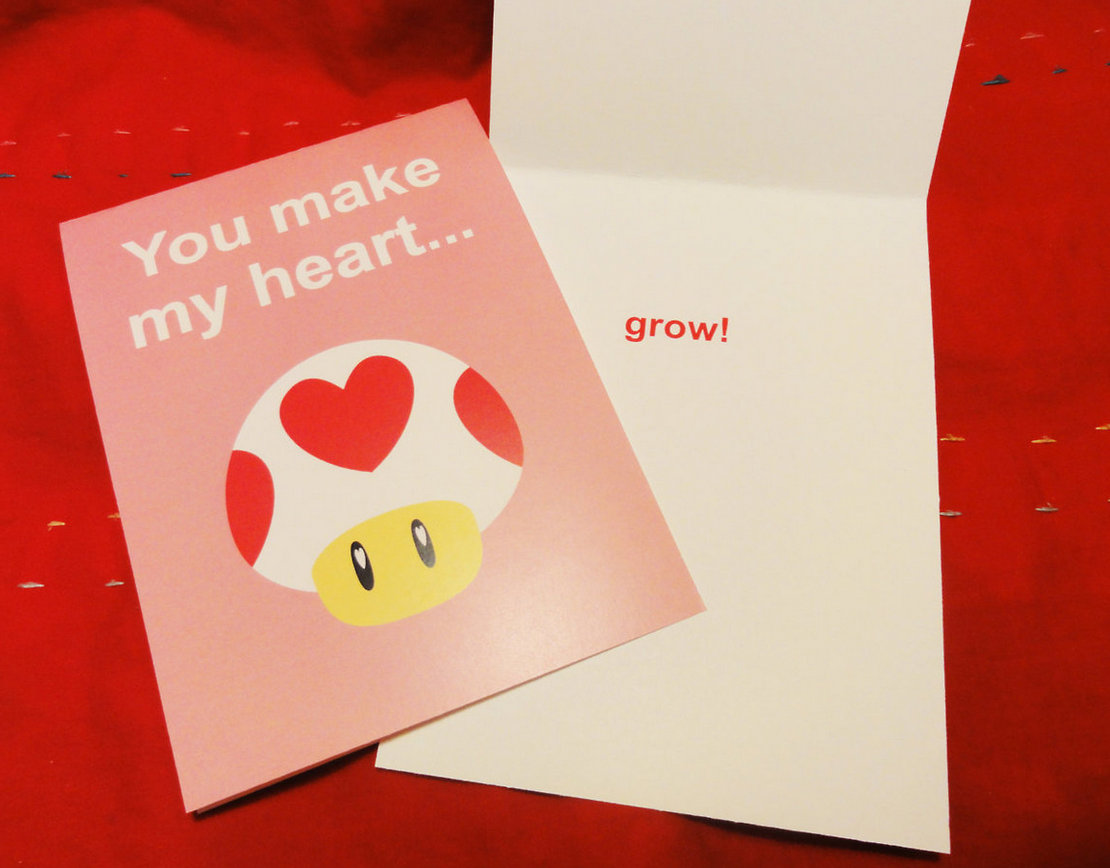 Tarjetas de San Valentín geek (13)