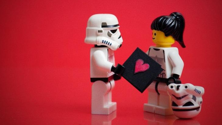 Tarjetas de San Valentín geek (2)