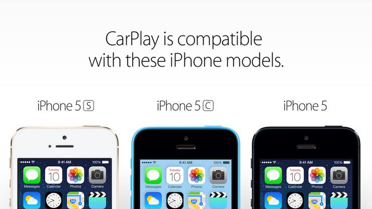 CarPlay-Compatibilidad